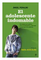 """Portada del libro """"El adolescente indomable"""""""