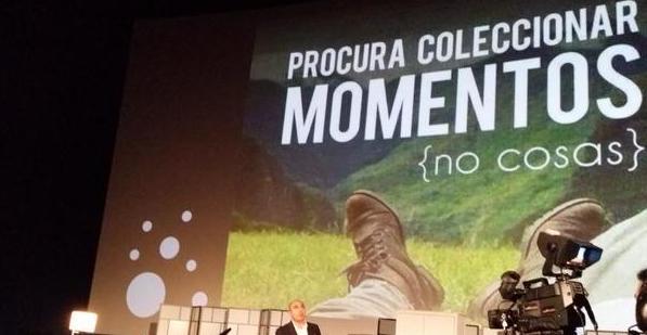 """Ponencia de Fernando Botella: """"Es importante cuestionarnos: '¿Qué sí puedo hacer?'"""""""