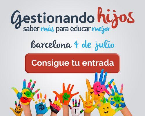En Gestionando Hijos Barcelona, talleres sobre adolescencia, autonomía y un cinefórum
