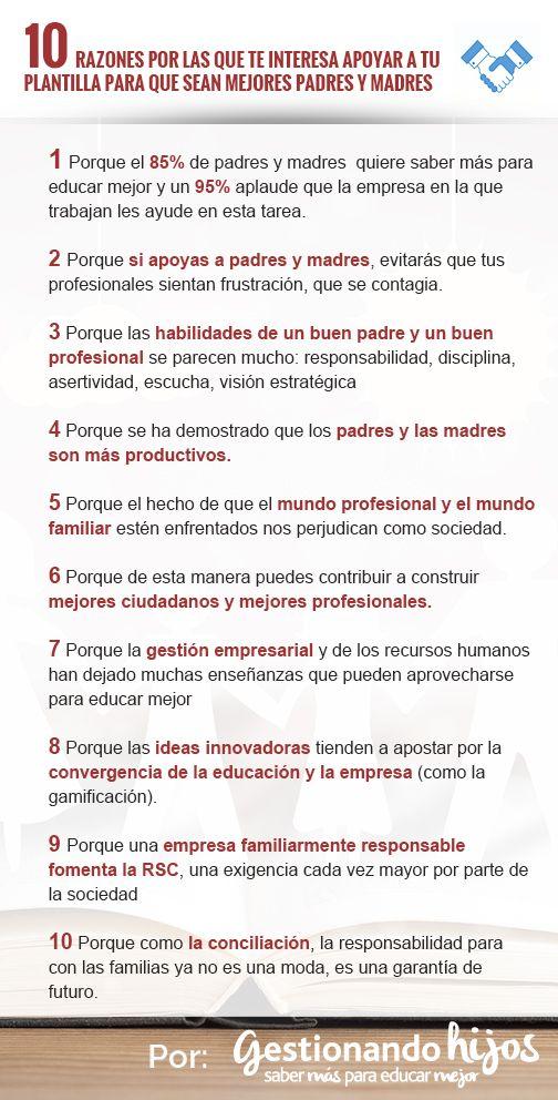 10 razones empresa