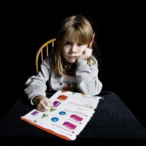 The Joys Of Homework. Fuente: Bart/ Flickr