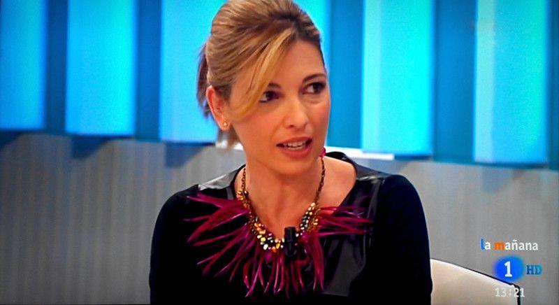 Helena Lopez Gestionando Hijos TVE