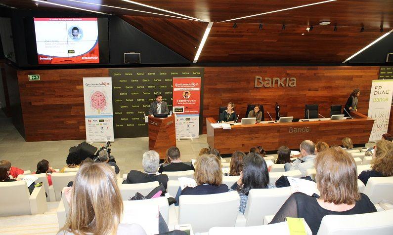 Alvaro Bilbao Gestionando Hijos en Bankia