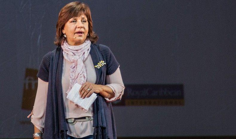 Carmen Cabestany en Gestionando Hijos