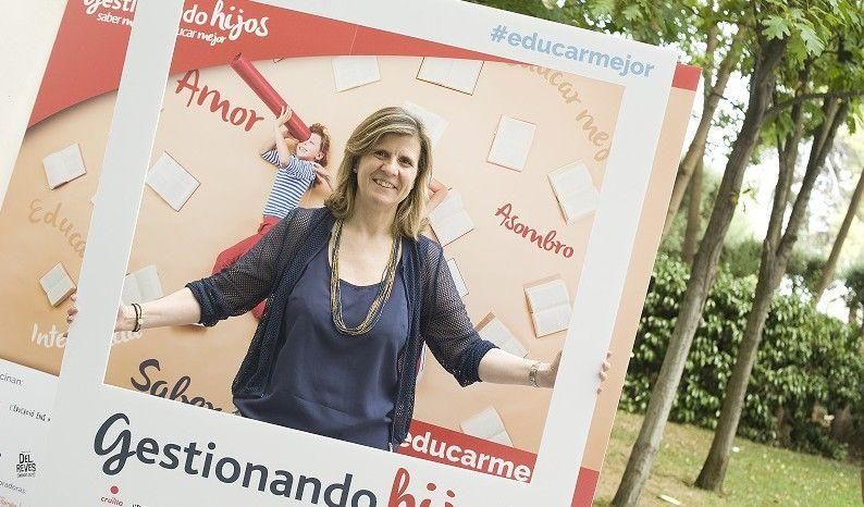 Eva Bach Gestionando Hijos Barcelona
