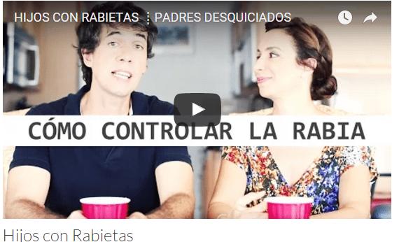 """Vídeos que inspiran (y divierten): """"Hijos con rabietas, padres desquiciados"""", de OlgayAntuan"""