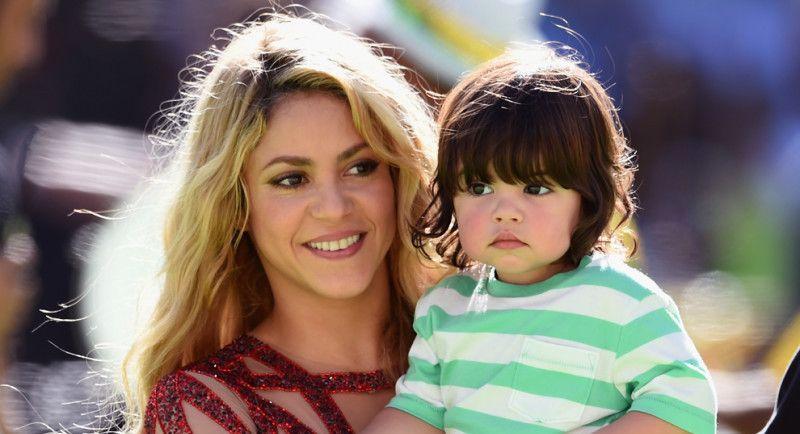 Cancion Shakira Gestionando Hijos