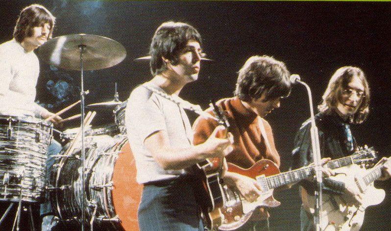The Beatles mencionados en Gestionando Hijos. Saber más para educar mejor