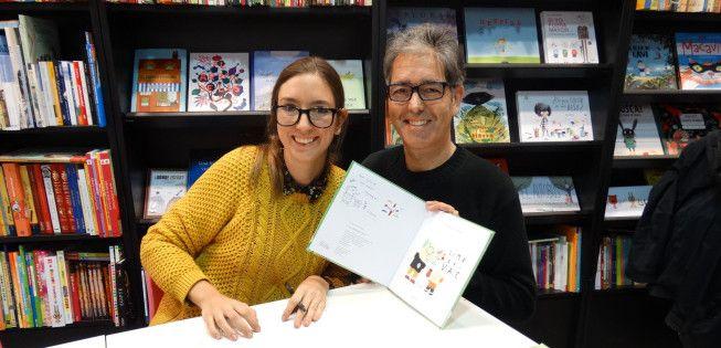 """Jaume Centelles: """"Para volar, los pájaros tienen alas y los niños, libros"""""""