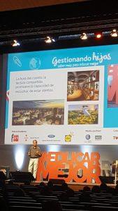 Jaume Centelles. Imagen de AFDA TDAH y Dislexia