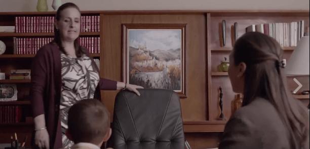 Vídeos que inspiran: Reunión con la directora