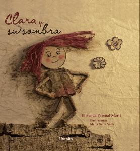Portada del cuento 'Clara y su sombra' (Ed. Uranito).
