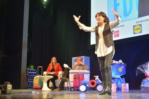 Marina Escalona educar es autoeducarnos