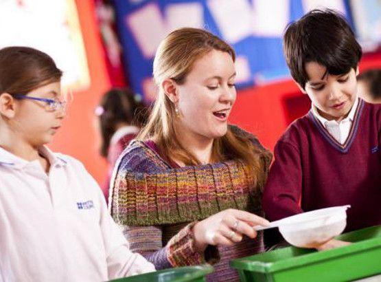 un colegio que prepare a sus alumnos para el futuro
