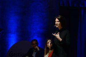 Catherine L'Ecuyer educación sensorial