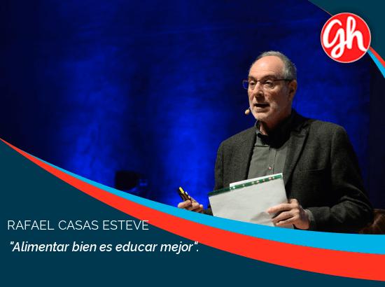 hábitos de vida saludable Rafael Casas