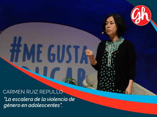 Carmen RuiZ Repullo violencia de género en adolescentes
