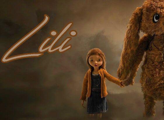 Lili paso de la infancia a la adolescencia