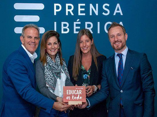 Primer tour sobre educación de Gestionando hijos y Prensa Ibérica