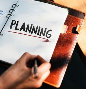 Planificar la agenda y marcar horarios es importante para gestionar nuestro tiempo