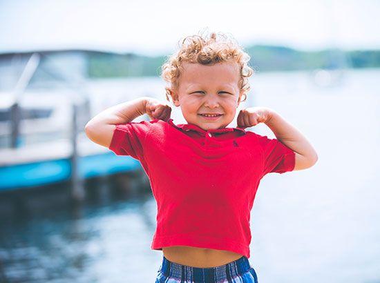 Cómo educar la fuerza de voluntad a nuestros hijos