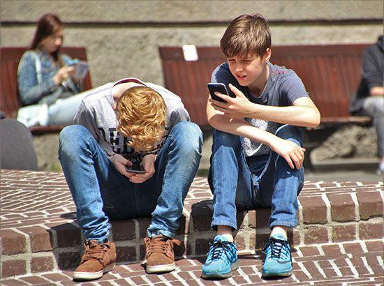 Nuestros hijos y las redes sociales
