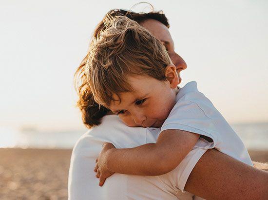 Frases que deberíamos decir a nuestros hijos más a menudo