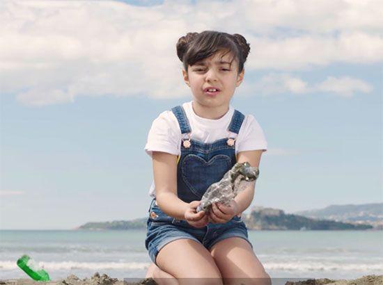 'Cuore di plastica' es la campaña para salvar el planeta