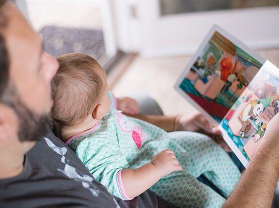 Leer cuentos a nuestros hijos