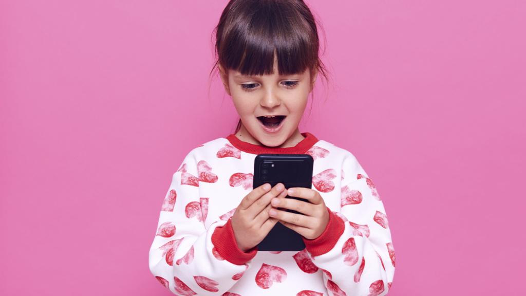 redes sociales autoestima niño